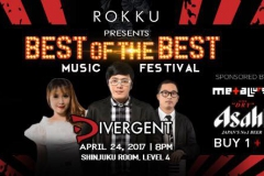 Best of the Best Music Festival by Divergent