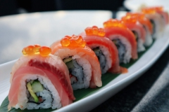 Enjoy your summer weekend vibes with the Rokku Rainbow Roll