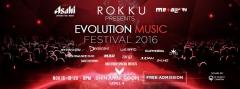 Evolution Music Festival | Nov 18 - 20