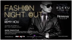 Fashion Night Out with Remy Hou
