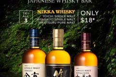 Friday Night Japanese Whisky (Nikka Whisky)