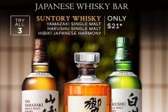 Friday Night Japanese Whisky