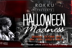 Halloween Madness Party