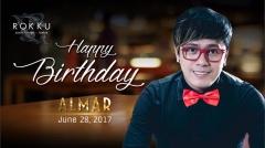 Happy Birthday Mr. Almar
