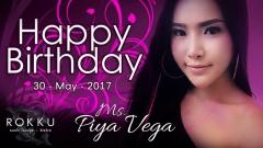 Happy Birthday to Ms. Piya Vega