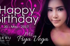 Ms. Piya Vega