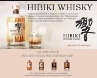 Harmony of Hibiki Whisky