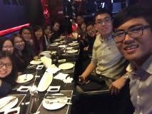 Lene Prakk's farewell party
