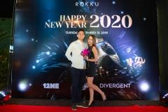 NYE 2020 Masquerade Party
