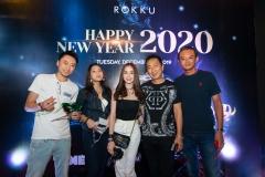 NYE 2020 Masquerade Party69