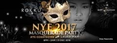Rokku's NYE 2017 Masquerade Party