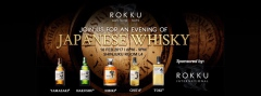 Rokku Japanese Whisky Tasting