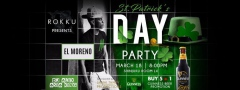St. Patrick's Day Party at Rokku