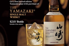 Yamazaki Single Malt Whisky