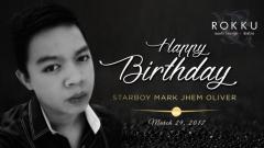 Mr. Starboy Happy Birthday